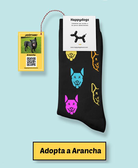 Adopta a Arancha