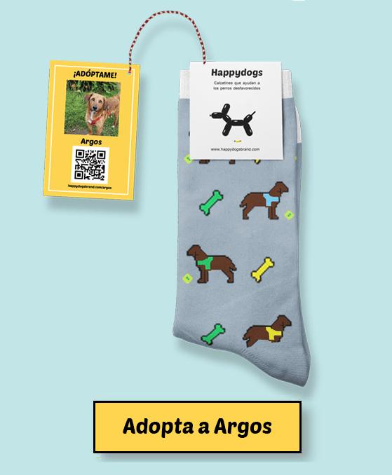 Adopta a Argos